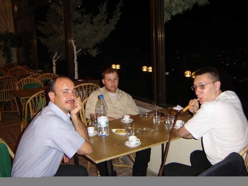 25 Дамаск На горе Касьюн.JPG