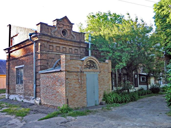 Псільська, 2 Садибний будинок Богдановичів.JPG