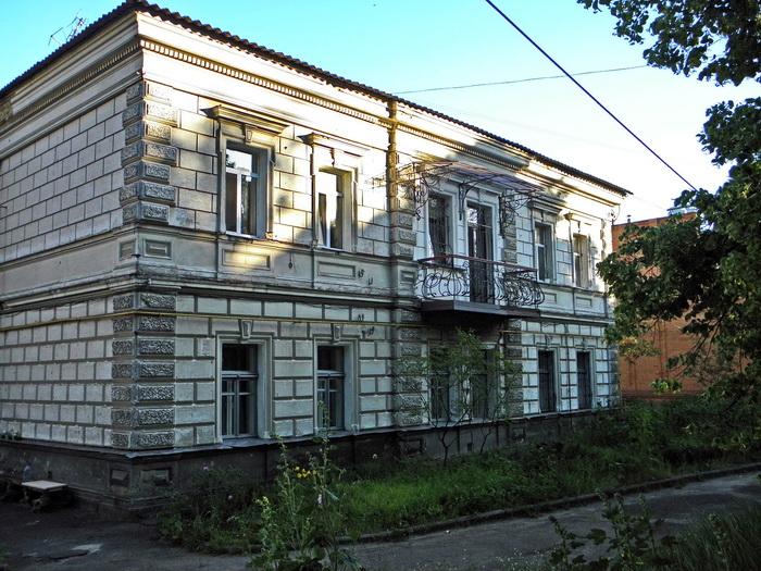 Псільська, 6 Будинок Ліщинських.JPG