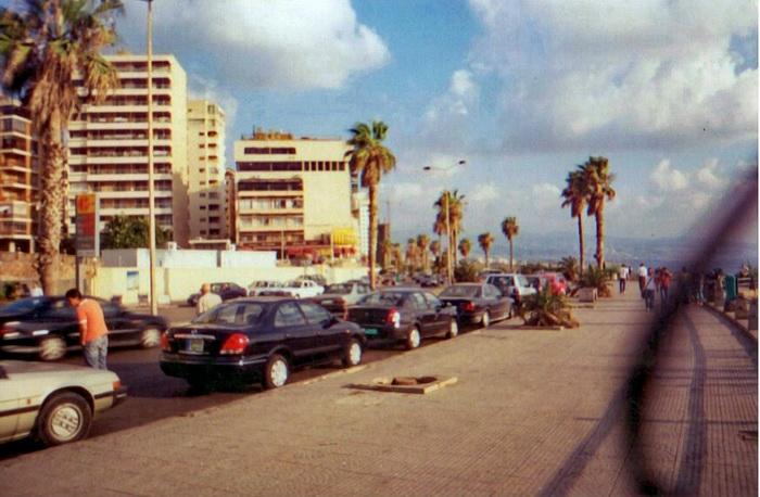 01 Бейрут Набережная Корниш.jpg