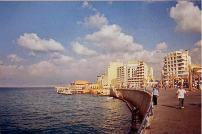 04 Бейрут Набережная Корниш.jpg