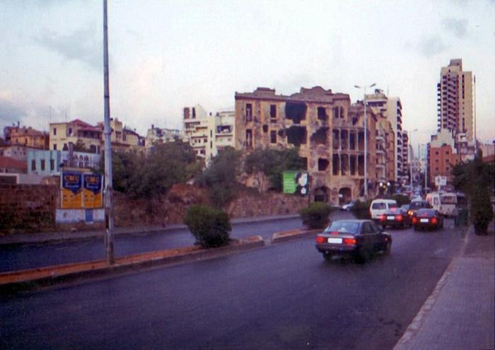 17 Бейрут Следы войны.jpg
