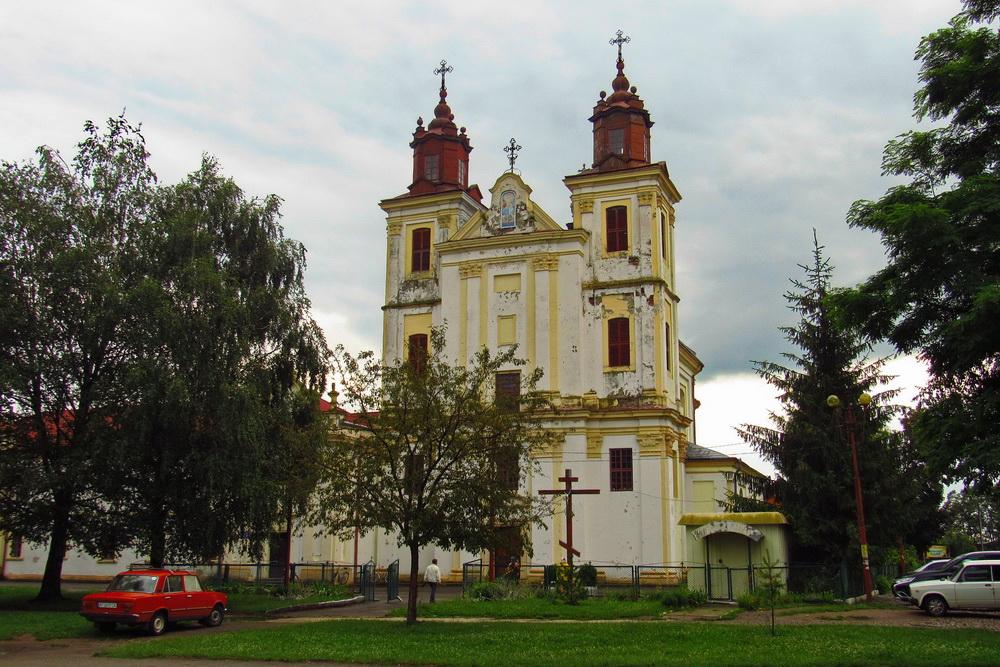 В Богородчанському районі Московським патріархатом навіть не смерділо, – депутат Никорович просить допомогти з реставрацією Домініканського костелу