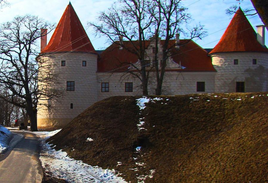 Бауска замок