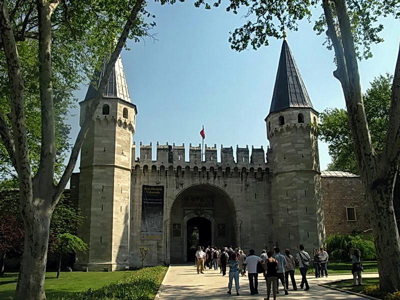 Стамбул Топкапі