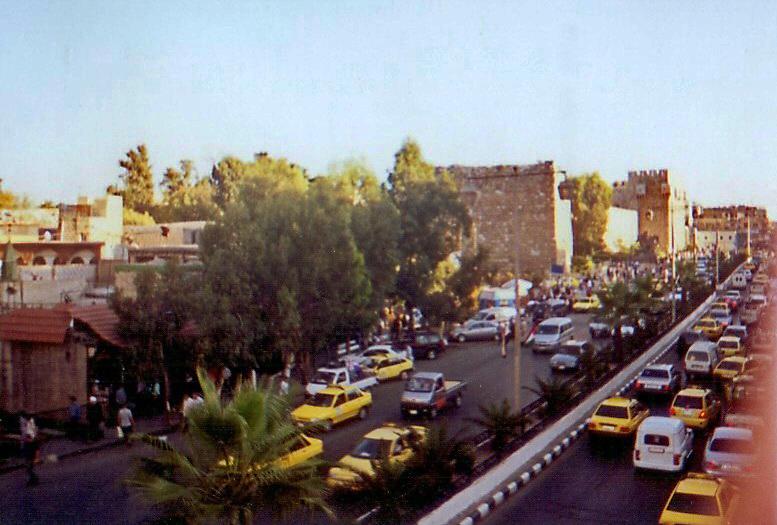 01 Дамаск Цитадель-1