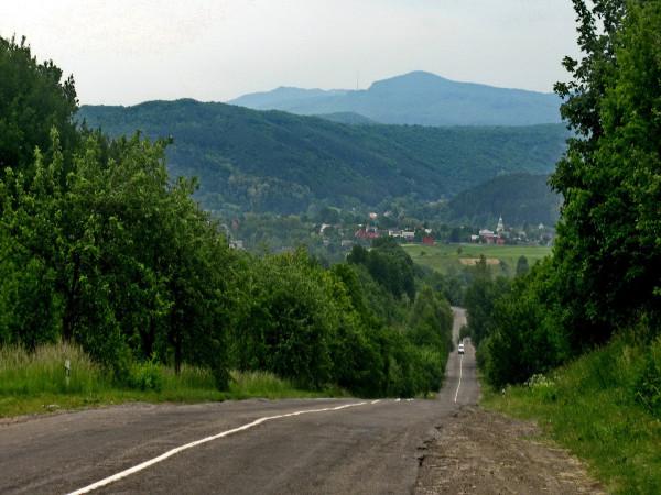 01 Панорама Глиниці