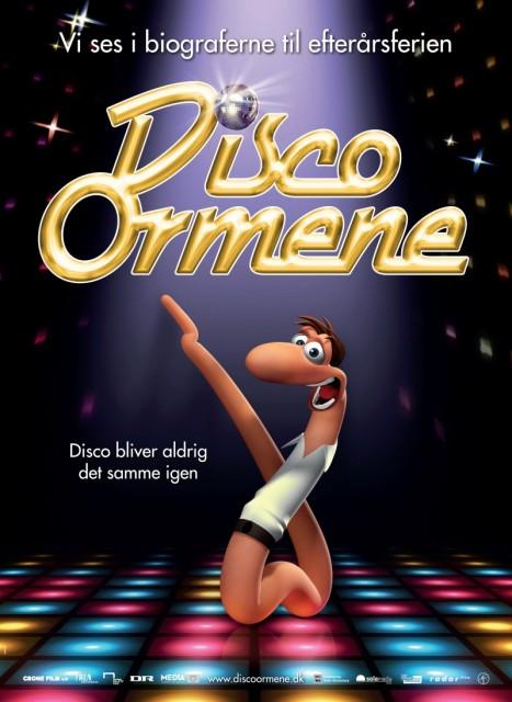 Disco ormene (Ослепительный Барри и червяки диско) '2008 6/10