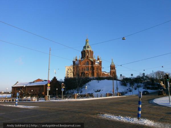 Собор Успения Пресвятой Богородицы Хельсинки