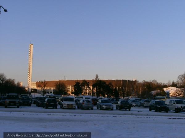 стадион Хельсинки