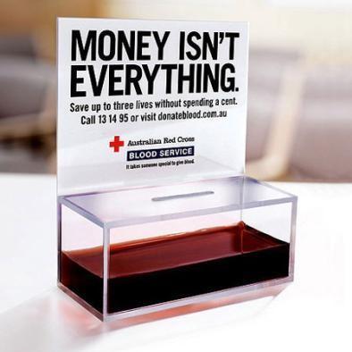 Рекламы, которые потрясли мир (фото)