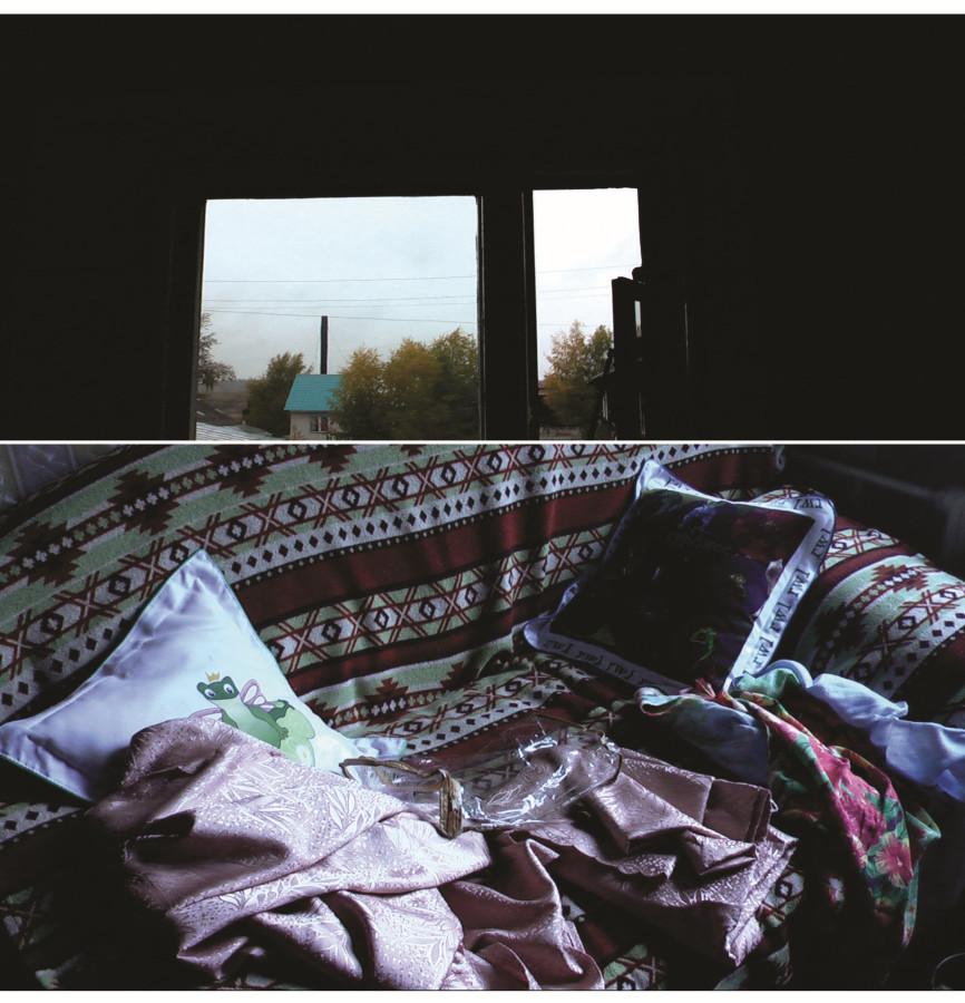 Окна и занавески