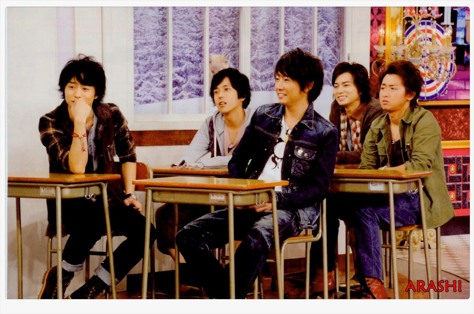 Arashi ni Shiyagare 6