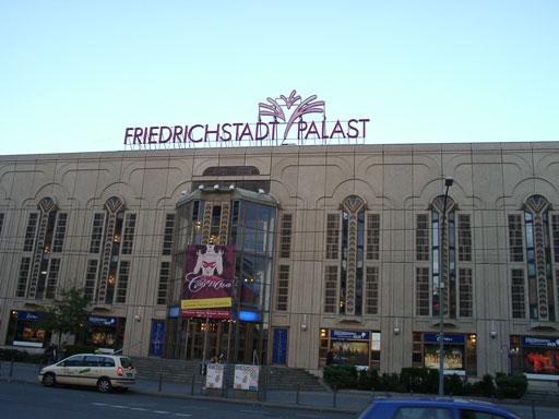 Friedrichstadtpalast, Berlin