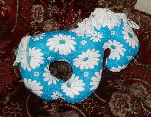 Ортопедическая подушка Лошадка