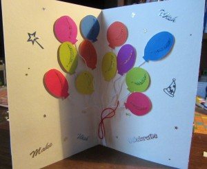 Фото открытки с днем рождения самодельные