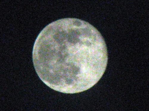 Full Moon 12/12/2008