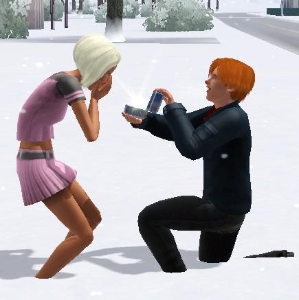 I proposed