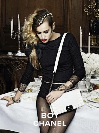 Реклама сумки Gabrielle от Chanel - 8 Августа 2017