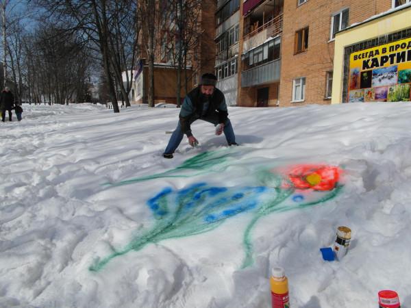 Олег Радин призывает весну