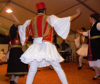 Критская зарядка