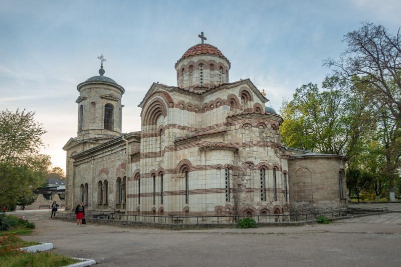 один из самых древних соборов в России