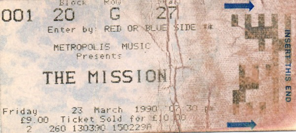 900323 The Mission