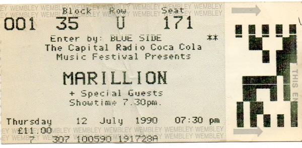 900712 Marillion