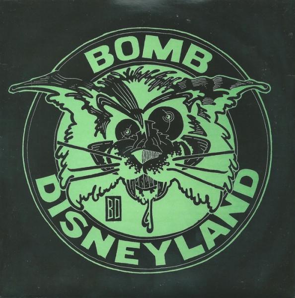 900828 Bomb Disneyland