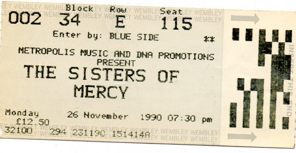 901126 The Sisters of Mercy