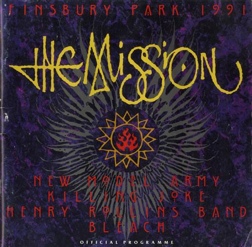 910601 The Mission Tour Programme