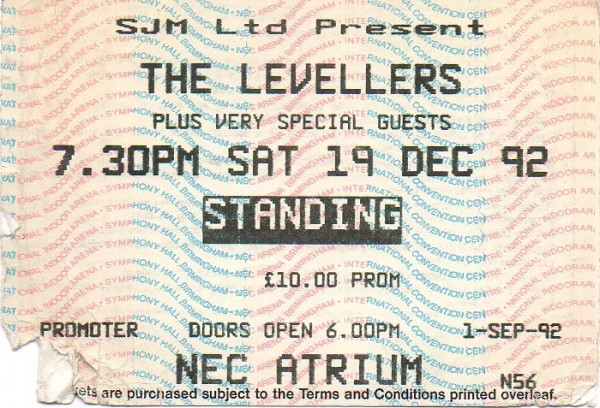 921219 The Levellers