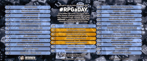 rpgaday