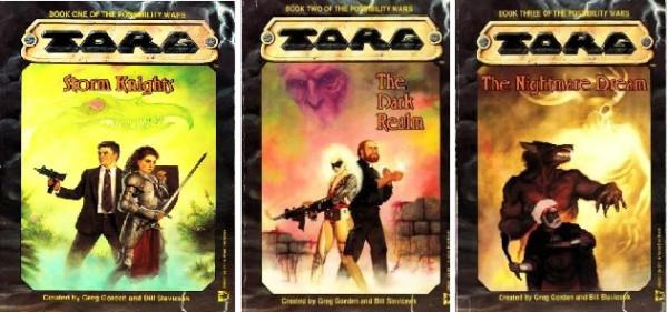 Torg Trilogy