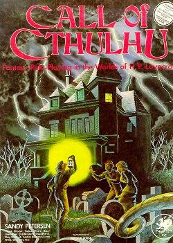 call of cthulhu 1st