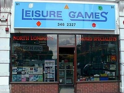 Leisure Games 91