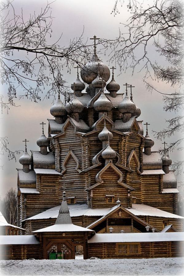 церковь Суздаль