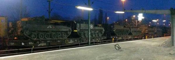 американские-танки-германия