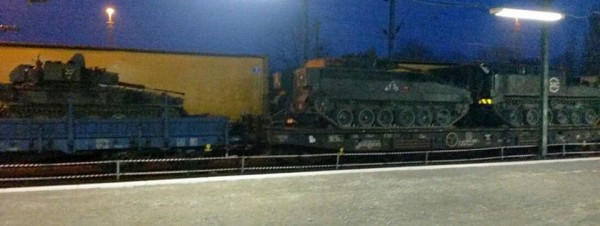 американские-танки-германия2