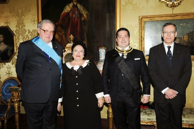2014-04-03 Визит в Мальтийский Орден 9