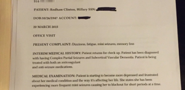 clinton-dementia