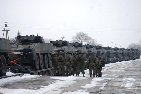 польша-граница-украина