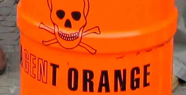 Агент Оранж (Agent Orange), его путь к бесславию