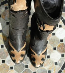 bfb7e83e5 Сапоги Монарх, они прекрасны, но на каблуках я ходить перестала( осень,  натуральная кожа, декоративные вставки тоже из натуральной кожи, Цвет  шоколадный, ...
