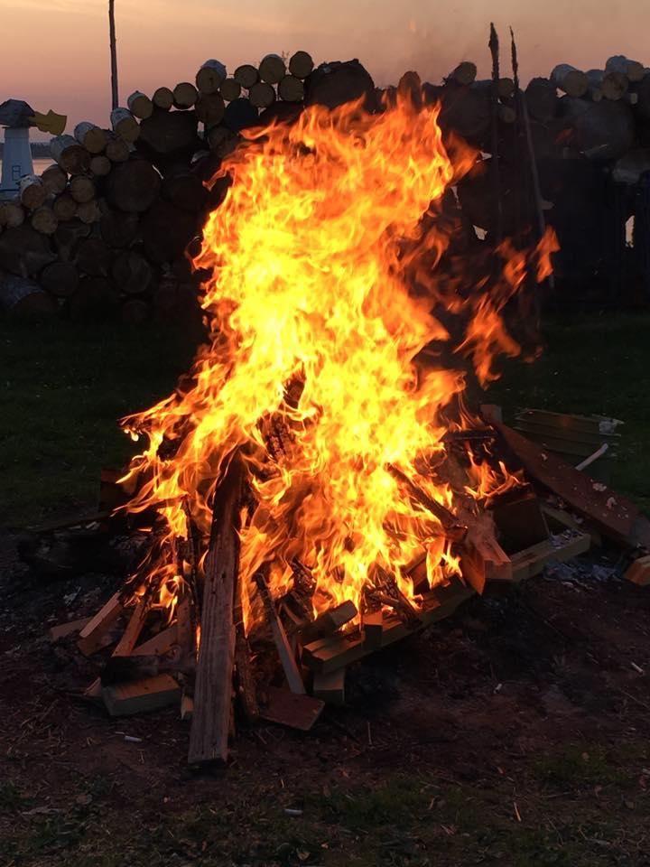 Sault Fire