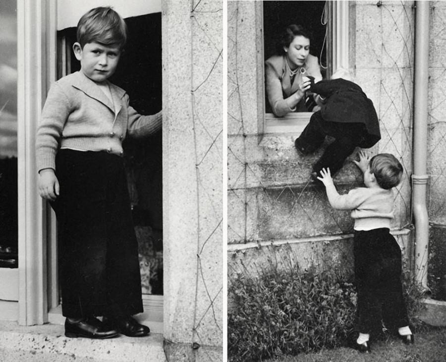 Отрывок книги «Вырастить их королями» Дэвида Коэна о раннем детстве принца Чарльза