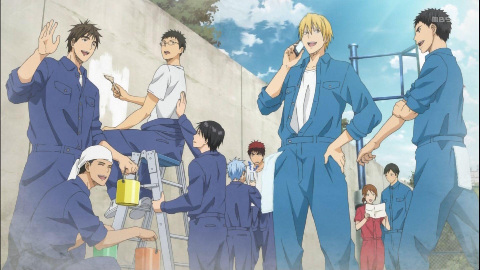 Картинки баскетбол куроко акаши 8