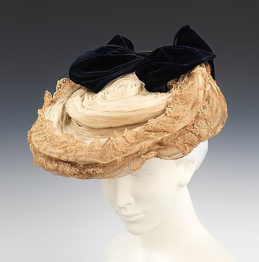 Шляпа начала 20 века
