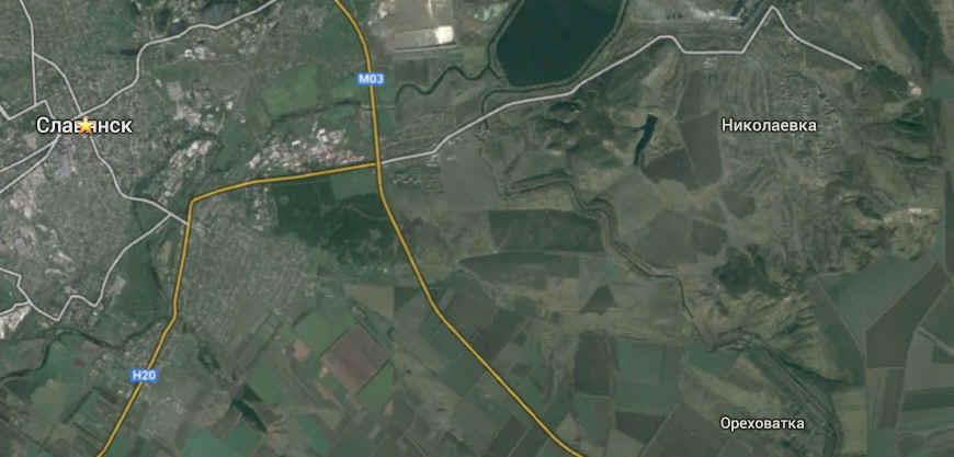 Украина-Славянск