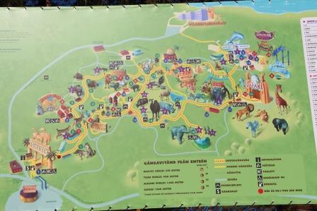 карта Kolmarden